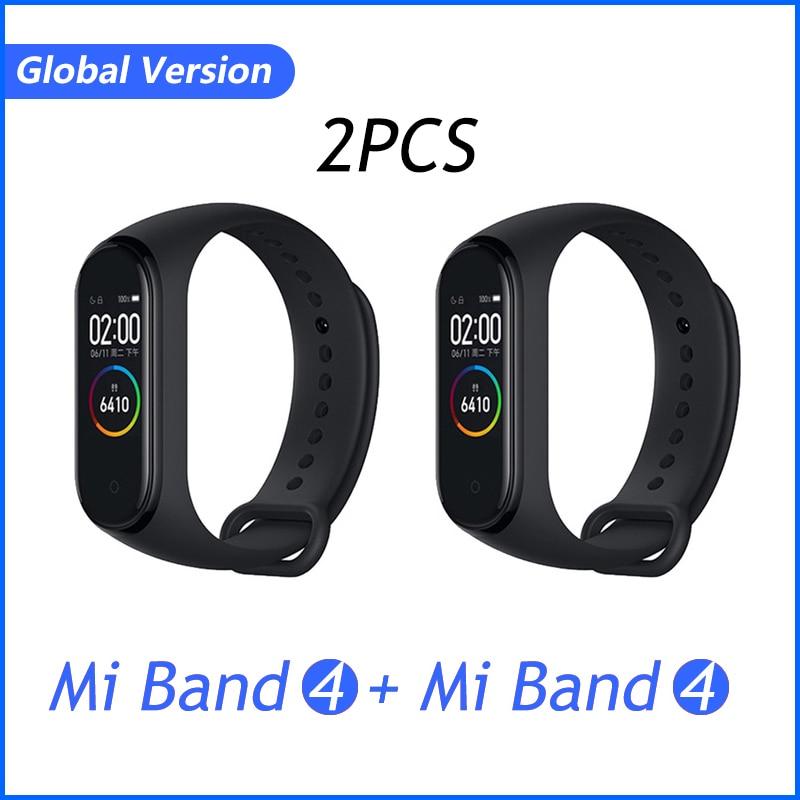 GB Mi band 4 2PCS