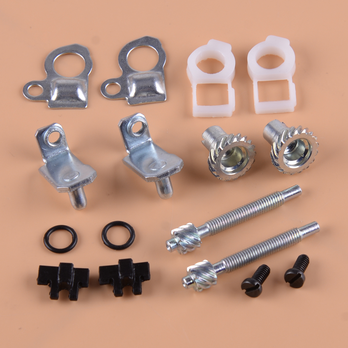 LETAOSK  2 Kit Chain Adjuster Tensioner Kit Fit For Stihl MS261 MS280 MS341 MS441 038 MS461