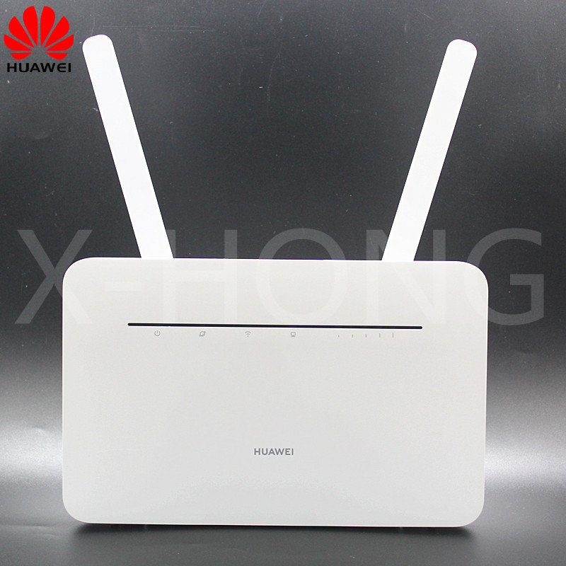Huawe B535 B535-232 4G LTE 300Mbps Wireless Router 4G Wifi Router With Antenna Support  Band LTE: B1 / B3 / B7 / B8 / B20 / B28