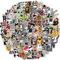 10/30/50/100 шт Забавный в стиле «хип-хоп» мем Стикеры ноутбука DIY Холодильник гитара велосипед Чемодан скейтборд граффити Стикеры наклейка детс...
