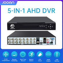 JOOAN XMEye Pro 4216X 16CH CCTV DVR H.264 HD-OUT P2P Cloud video recorder home Surveillance security CCTV digital video recorder