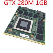 GTX 280M 1GB P/N: x203R X648M VGA Video Karte für Dell Alienware M15x M17x R1 M6500 clevo d900f W86cu W860cu W860tu