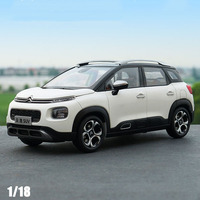 1:18 sacle original C4 Aircross SUV alloy car model diecast metal vehicle toy collectiion souvenir adult children gift display