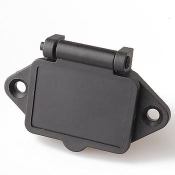 цена на LZ-14-1-02 Waterproof  IEC320 C14 3p  AC inlet Power socket with waterproof cap
