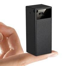 Vandlion menor 16g 32gb 64gb mini usb pen gravador de voz digital ativado por voz com mp3 player 192kbps gravação de longo tempo