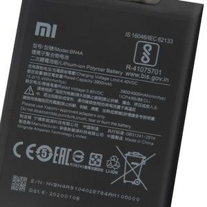 Image 4 - Batteria di Ricambio originale Per Xiaomi Redmi Note7 Nota 7 Pro M1901F7C BN4A Genuino Batteria Del Telefono 4000mAh