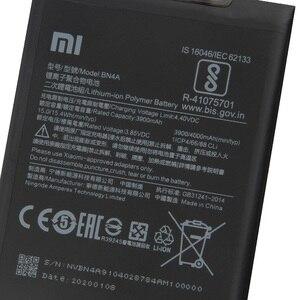 Image 4 - オリジナル交換用バッテリーxiaomi redmi Note7注7プロM1901F7C BN4A本物の携帯電話のバッテリー4000mah