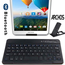 Portable Wireless Bluetooth Keyboard for ARCHOS 7 / 70 / 70B / 70C / 70D / 79 / 79B / 80B / 80D / Core 80 Wi-Fi Tablet Laptop