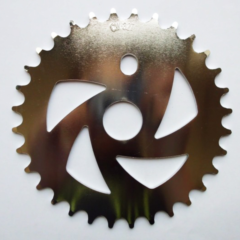 BMX <font><b>32T</b></font> 36T Steel Chainring Crankset for BMX Bike image