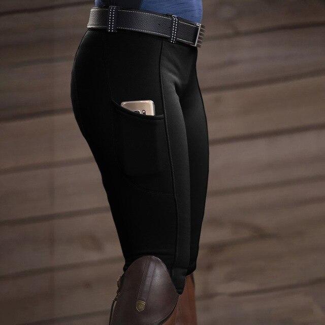 Perfect Fit  Equestrian Racing Pants  3