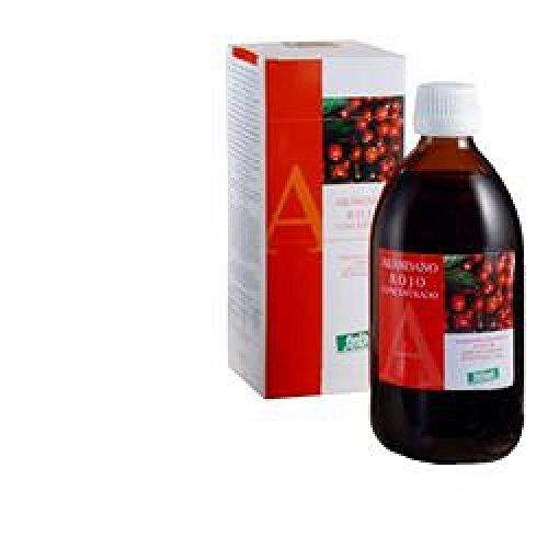 Le Jus De Canneberge ROUGE CONCENTRÉ 490 ML