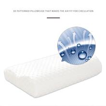 Pillow Ergonomic-Bed Memory-Foam Pain-Relief Sleeping-Neck Promotion for Slow-Rebound