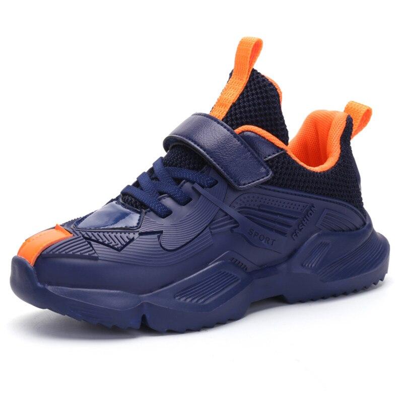 ULKNN Boys Shoes Children's Sports Shoes 2019 Autumn New Big Kids Boys Casual Running Shoes Size 28-40