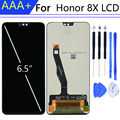 For 6.5 Inch Huawei Honor 8X LCD Display+Touch Screen Pantalla For Honor 8X LCD JSN-L21 JSN-L42 JSN-AL00 JSN-L22 Honor 8 X LCD