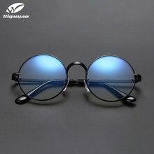 DIGUYAO – lunettes rondes pour femmes, verres optiques, anti-filtre, bloquant la lumière bleue, pour télévision, jeu, Fatigue