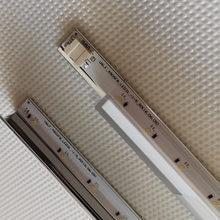 Nova luz led original 2 pçs/set retroiluminação, para samsung lobola 49