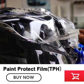 페인트 보호 필름 롤 페인트 자동차 접착 비닐 롤 자기 치유 rino (tph 원료) 높은 투명성과 선명도