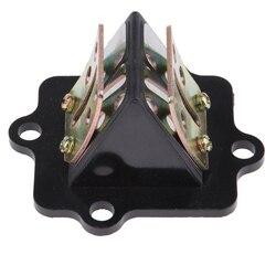 Motorbike Engine Motor Reed Cage Valve Boot Intake Manifold for CPI Hussar/TGB Verucci/Popcorn