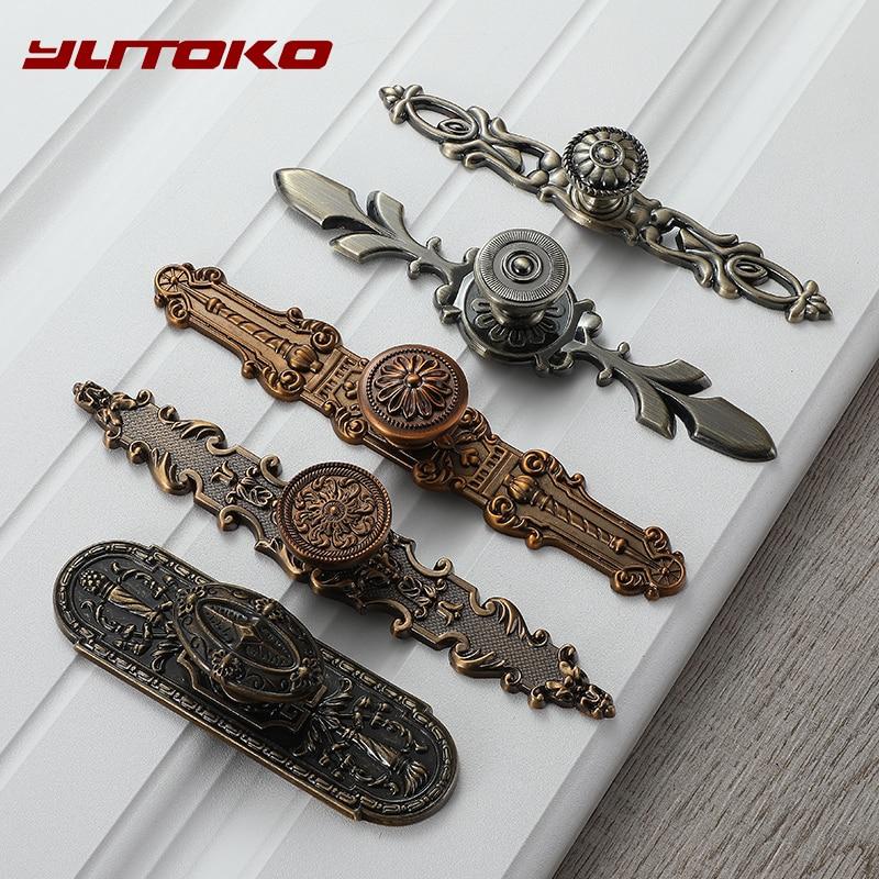 Yutoko Vintage Door Handles Antique