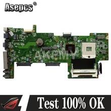 Asepcs K72JT ноутбука материнская плата For Asus K72JR K72JT K72JU K72J K72 испытаний оригинальной материнской платы HD5470 HM55