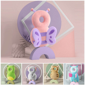 Baby Pillow Head Protection Pad Toddler Headrest Pillow Baby Neck Cute Wing Nursing Drop Resistance Cushion Baby Protect Cushion baby pillow head protection pad toddler headrest pillow baby neck cute wing nursing drop resistance cushion baby protect cushion