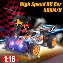 RC Car 4WD 38km/h High Speed 1/16 Car Ra