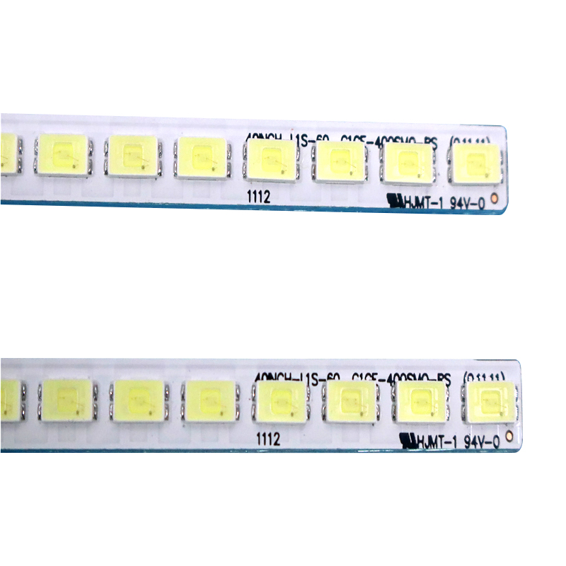 100%new FOR L40F3200B 40-DOWN FOR LJ64-03029A LTA400HM13 Backlight 1piece=60LED 455MM 2pieces/lot Free Shipping