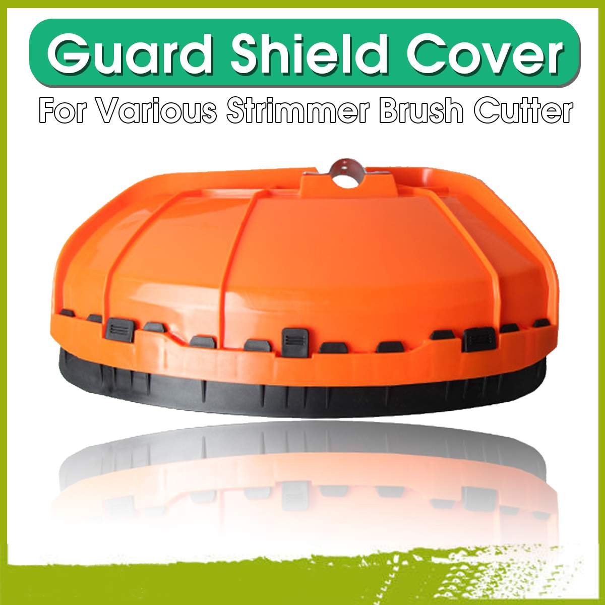 Grass Trimmer Brush Cutter Replacement Guard Shield Cover Blade Guard Strimmer Board with Connector Protection Cover