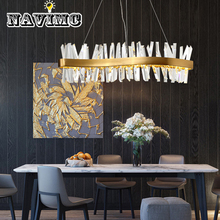 Modern Garden Art Fence-style Decorative Chandelier Is Used for Restaurant and Restaurant Kitchen Bedroom Decoration Lighting