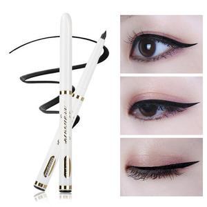 Черная жидкая Водонепроницаемая подводка для глаз, карандаш подводка для глаз, макияж, Красота косметический карандаш для глаз подводка| |   | АлиЭкспресс