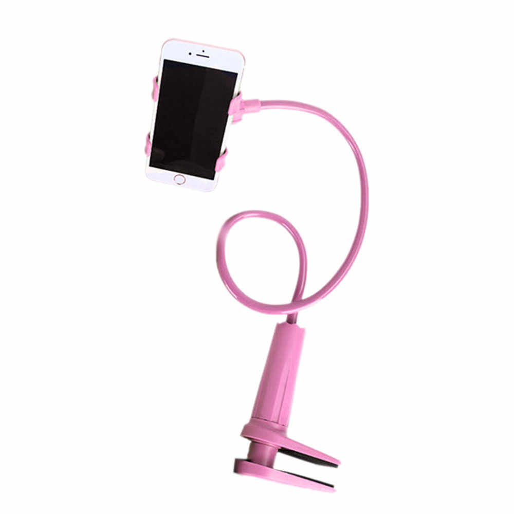 Idomeo 1Pcs Lazy Mobile Phone General Stents Flexible Clip Mobile Phone Bracket Holder Stands
