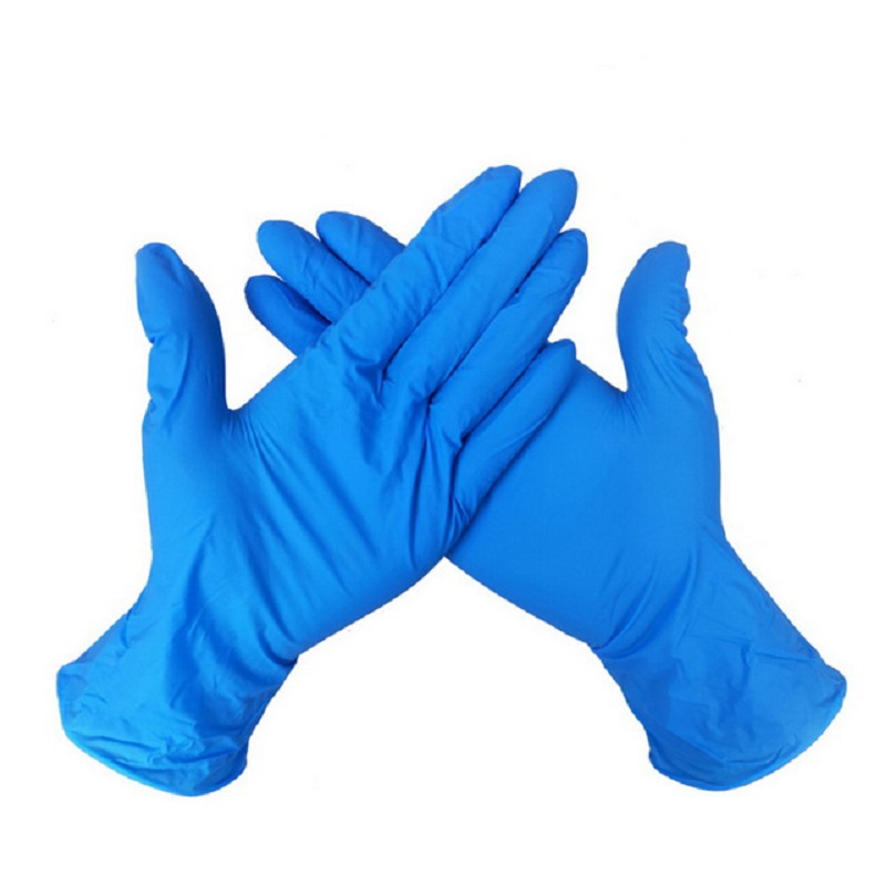 50pcs Security Prevent Bacteria Disposable Gloves Dishwashing Kitchen Work Rubber Garden Gloves Universal Protective Equipment
