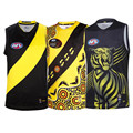 AFL 2019-2020 Ричмонд тигры Гернси Размер S-3XL печать на заказ названия и номера Высокое качество Бесплатная доставка