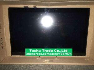 Lp156wf4 painel de exibição lcd JA-DA5357SA tela toque digitador assembléia moldura do quadro para asus n550 n550jv q550l q550lf ips matriz