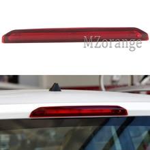 Третий стоп сигнал светильник для Ford Escape Kuga 2013 2014 2015 2016 2017 задние дополнительные высокое крепление стоп сигнала светильник лампа красного цвета, набор для сборки автомобилей