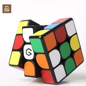 Image 1 - Youpin giiker M3磁気キューブ3 × 3 × 3ビビッド色スクエアマジックキューブパズル科学教育で動作giikerアプリ
