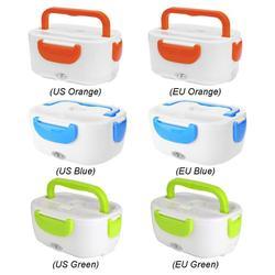 Przenośne elektryczne 12V podgrzewane pudełko na lunch Bento Boxes Auto Car Food pojemnik na ryż cieplej do szkolnych naczyń biurowych w Pudełka śniadaniowe od Dom i ogród na