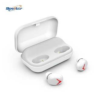 A9 Wireless Earbuds 3D Stereo Bluetooth Earphones TWS Waterproof Headfrees with 2200mAh Power Bank Earphones For Phone