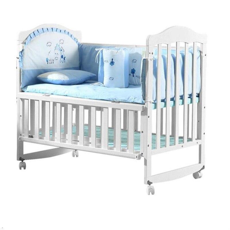 Camerette Kinder Bett Girl Child Ranza Children's Cama Infantil Menino Wooden Kid Children Lit Chambre Enfant Baby Furniture Bed