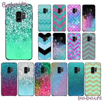 Babaite Silver Green band Glitter Printing Phone Case for Samsung J2PRO J4 2018 J415 4PLUS 5 2016 5PRIME 6 2018 600 7 737 6PLUS image