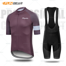 Cycling Clothing Jersey Sets Simplicity Summer Men Cycle Clothes Road bike Biking Sportswear Suit Daily Leisure
