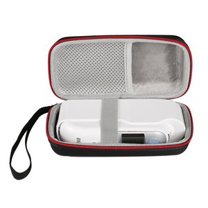 Image 2 - Portable Thermometer Case for Braun ThermoScan 7 IRT6520 Carrying Storage Handle Bag Protective Protector (Only case)