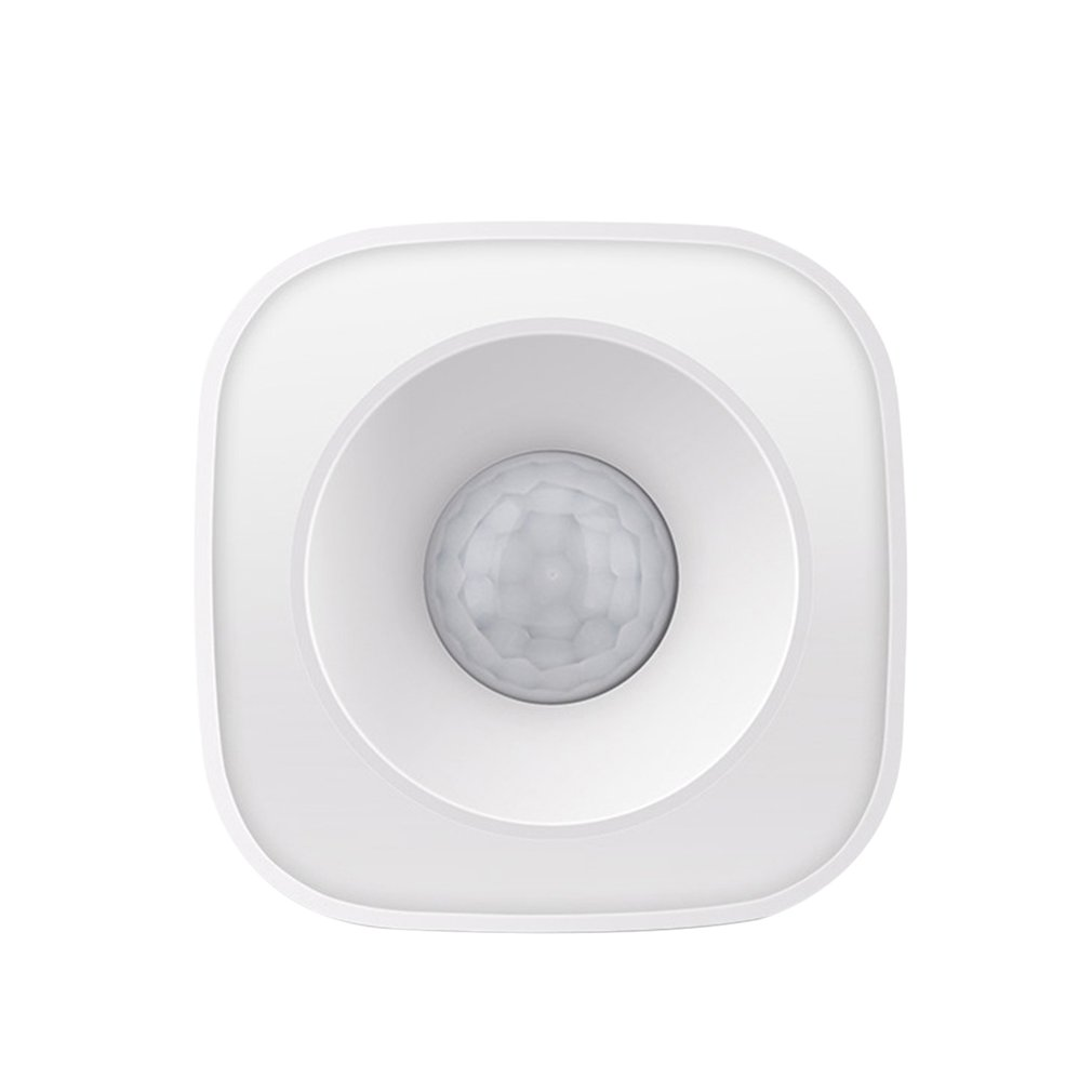 WiFi Infrared Detector TY-PIR-1 Compatible With IFTTT PIR Motion Sensor,Alarm Intelligent Home White