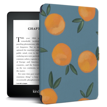 For Funda Kindle Paperwhite 1/2/3 Case PU Leather TPU Silicone Smart Cover for Amazon Kinlde Paperwhite 3/2/1 6