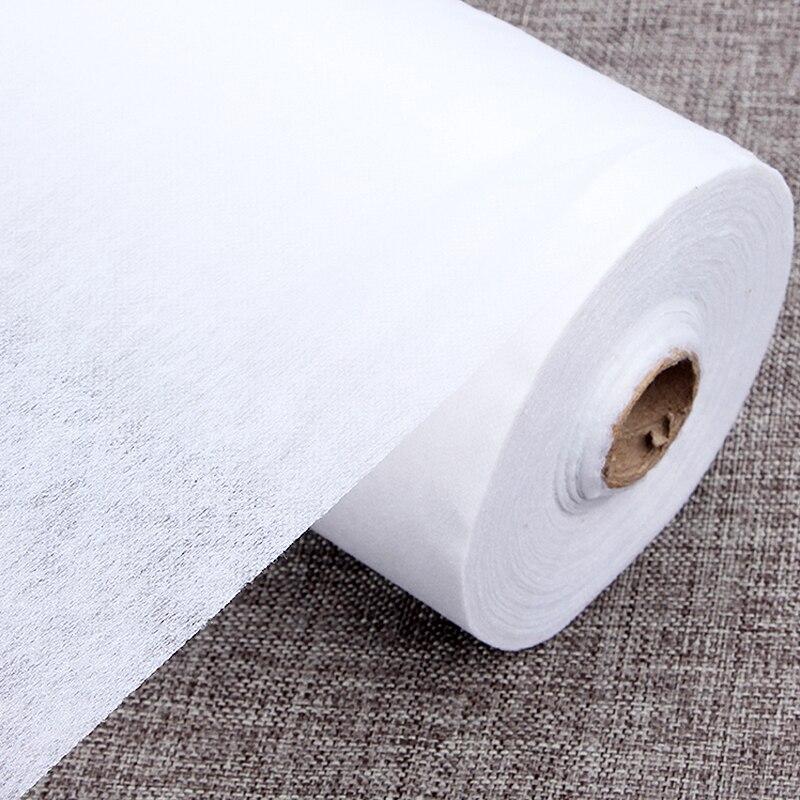 Нетканый плавкий прокладочный материал 3 метра, эластичная Двухсторонняя клейкая подкладка для шитья одежды своими руками