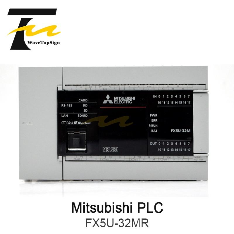 PLC Controller FX5U-32MR ES 64MR ES 80MR 32MT ES 64MT 80MT ES