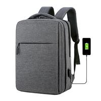 Anti Theft 17.3 Inch Backpack Men USB Charging Laptop Backpack School Bag Waterproof Travel Bag 15.6 School Backpacks For Teens