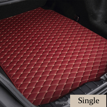 All Maserati GranTurismo Quattroporte Levante Ghibli etc custom made haute couture car trunk mat for all-weather carpet flooring