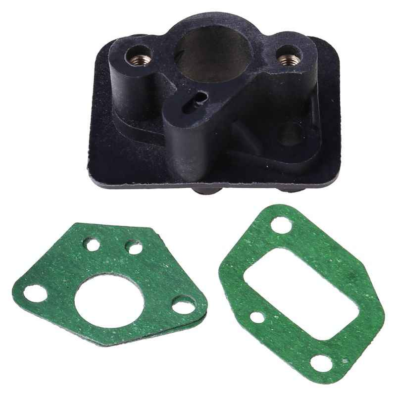 Intake Manifold Kit For 40-5 43CC 52CC Lawn Mower String Trimmer Tools Supplies