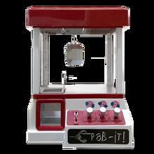 Clip boneca arcada garra máquina moeda operado guindaste jogo máquina de venda automática brinquedos de entretenimento doces grabber garra portátil jogo de tabuleiro